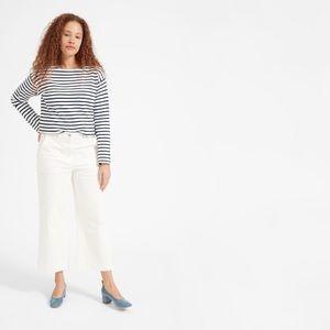 Everlane | Long sleeves stripes light sweater
